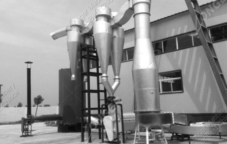 Air Flow Starch and Flour Drying Machine Food Grade